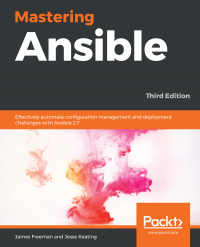 Mastering Ansible Third Edition Image
