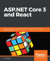 ASP.NET Core 3 and React Image