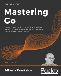 Mastering Go Second Edition Image