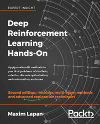 Deep Reinforcement Learning Hands-On Second Edition Image