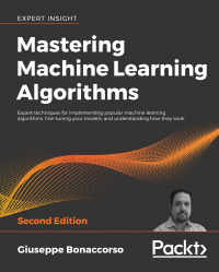 Mastering Machine Learning Algorithms Second Edition Image