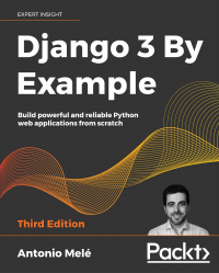 Django 3 By Example Third Edition Image