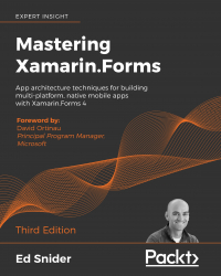Mastering Xamarin.Forms Third Edition Image