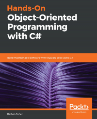 Hands-On Object-Oriented Programming with C# Image