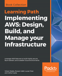 Implementing AWS: Design, Build, and Manage your Infrastructure Image