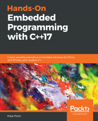 Hands-On Embedded Programming with C++17 Image