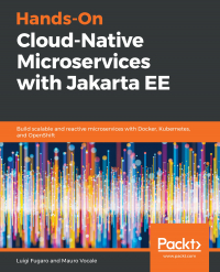 Hands-On Cloud-Native Microservices with Jakarta EE Image