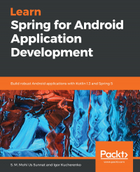 Learn Spring for Android Application Development Image