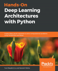 Hands-On Deep Learning Architectures with Python Image