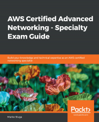 AWS Certified Advanced Networking - Specialty Exam Guide Image