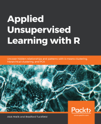 Applied Unsupervised Learning with R Image