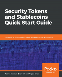Security Tokens and Stablecoins Quick Start Guide Image