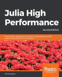 Julia High Performance Second Edition Image