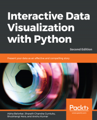 Interactive Data Visualization with Python Second Edition Image