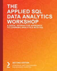 The Applied SQL Data Analytics Workshop Second Edition Image
