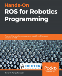 Hands-On ROS for Robotics Programming Image