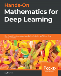 Hands-On Mathematics for Deep Learning Image