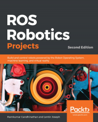 ROS Robotics Projects Second Edition Image