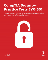 CompTIA Security+ Practice Tests SY0-501 Image