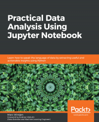 Practical Data Analysis Using Jupyter Notebook Image