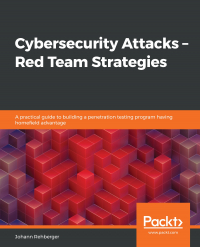 Cybersecurity Attacks – Red Team Strategies Image