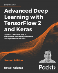 Advanced Deep Learning with TensorFlow 2 and Keras Second Edition Image