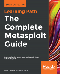 The Complete Metasploit Guide Image