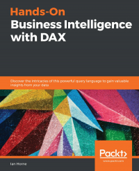 Hands-On Business Intelligence with DAX Image