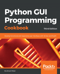 Python GUI Programming Cookbook Third Edition Image