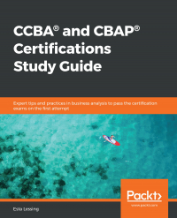CCBA®  and CBAP® Certifications Study Guide Image