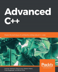 Advanced C++ Image