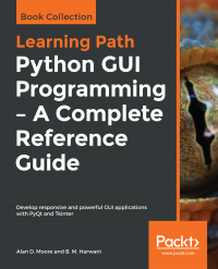 Python GUI Programming - A Complete Reference Guide Image