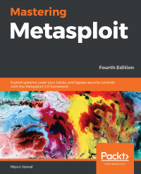Mastering Metasploit Fourth Edition Image