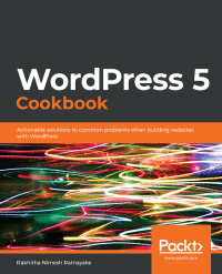 WordPress 5 Cookbook Image