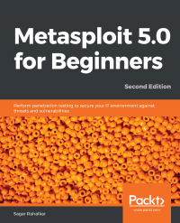 Metasploit 5.0 for Beginners Second Edition Image