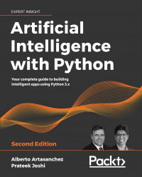 Artificial Intelligence with Python Second Edition Image