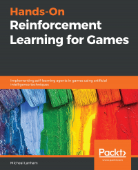 Hands-On Reinforcement Learning for Games Image