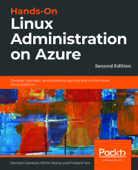 Hands-On Linux Administration on Azure - Second Edition Image