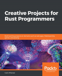 Creative Projects for Rust Programmers Image