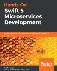 Hands-On Swift 5 Microservices Development Image