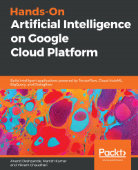 Hands-On Artificial Intelligence on Google Cloud Platform Image