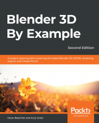 Blender 3D By Example Second Edition Image
