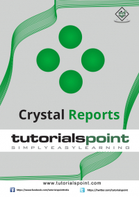 Crystal Reports Tutorial Image