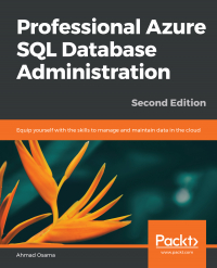 Professional Azure SQL Database Administration Second Edition Image