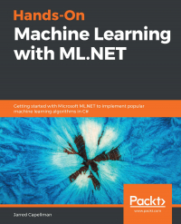 Hands-On Machine Learning with ML.NET Image