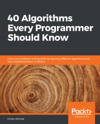 40 Algorithms Every Programmer Should Know Image