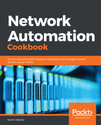 Network Automation Cookbook Image