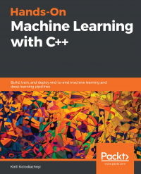 Hands-On Machine Learning with C++ Image