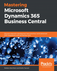 Mastering Microsoft Dynamics 365 Business Central Image