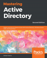 Mastering Active Directory Second Edition Image